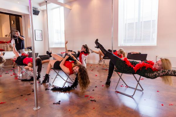 Burlesque Workshop in Berchem