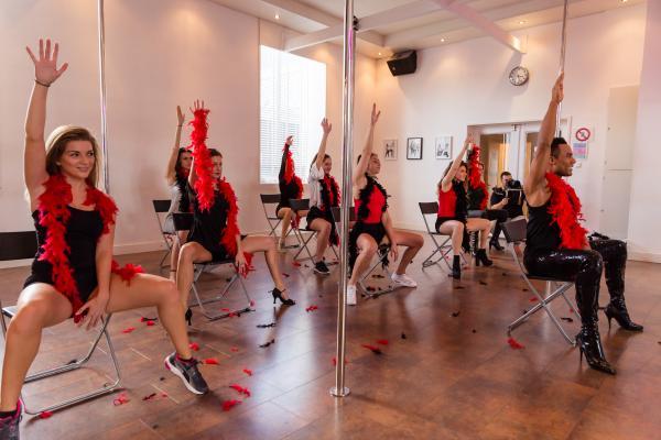 Burlesque Workshop in Berchem